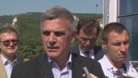 Служебният премиер отказа да коментира искането за отстраняване на главния прокурор