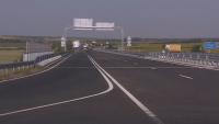 """Пуснаха движението по """"Тракия"""" в ремонтирания участък към Бургас"""