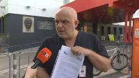 """Лекуващият лекар на д-р Кацаров в """"Пирогов"""": По собствено желание не е оставал да спи в болницата"""
