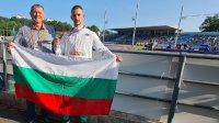 Лекоатлетът Димитър Ташев със сребро от Европейското за юноши