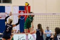 Волейболистките ни до 16 г. се класираха за финалната четворка на Европейското