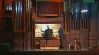 Почистват втория по големина концертен орган у нас