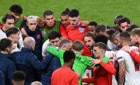Джейдън Санчо се извини за пропуснатата дузпа на финала на Евро 2020