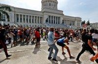 Президентът на Куба: Това, което светът вижда, е лъжа