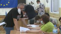 В 48 СИК в Благоевград за половин час приключи преброяването на разписките