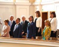 снимка 6 Първи звънец за 46-ия парламент (Снимки)