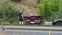 Катастрофи затрудниха трафика по главен път Е-79