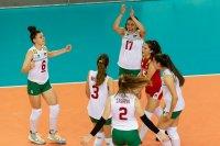 Девойките с втора поредна чиста победа на Европейското по волейбол