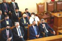 снимка 1 Първи звънец за 46-ия парламент (Снимки)