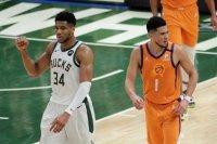 Милуоки изравни Финикс във финала на НБА
