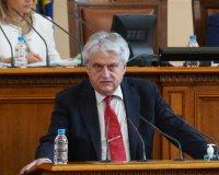 Изслушaха Рашков и Кацаров в парламента