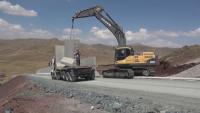 Турция строи 300 км бетонна стена по границата си с Иран