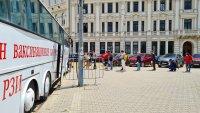 Над 10 000 ваксини срещу COVID-19 са поставени в мобилните имунизационни пунктове в София