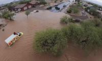 Силни бури и наводнения в САЩ