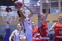 Девойките ни стартираха Челънджъра по баскетбол в София с победа