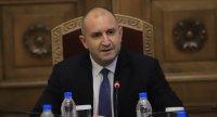 Президентът проведе консултации с партиите за съставяне на кабинет