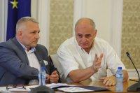 Първо заседание на комисията за разследване на полицейско насилие и прилагане на СРС-та
