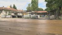 """За и против: Строят детска градина на мястото на пазар """"Север"""" в София"""