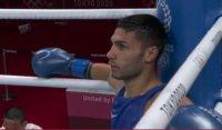 Даниел Асенов: Тук съм с целта да зарадвам България с олимпийското злато