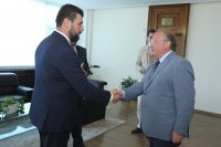 Министър Стоев: Няма по-заинтересована държава от България РС Македония да започне преговори