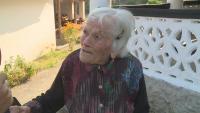 В Благоевградско 100-годишен юбилей празнува баба Елена