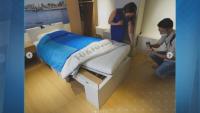 Издръжливи ли са картонените легла в Олимпийското село?