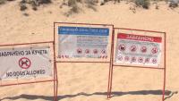 Има ли забрана за шатри на плаж Смокиня?