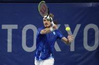 Циципас отпадна от олимпийския тенис турнир
