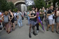 Напук на Орбан хиляди унгарци се включиха в гей парад в Будапеща