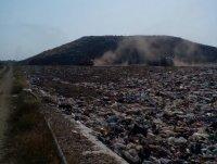 Потушен е пожарът на сметището в Асеновград