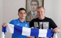 Иван Горанов се завърна в Левски