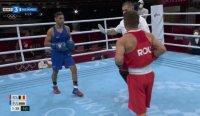 Даниел Асенов започна участието си в Токио с убедителна победа