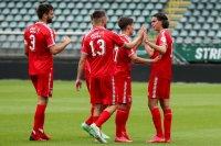 17-годишен български талант игра едно полувреме за първия отбор на Твенте