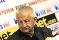 Крушарски: Очаквам победа с 6:0 срещу Словачко, ще въдворя ред във футбола ни