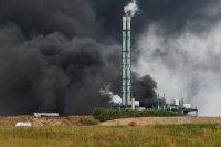 снимка 3 Експлозия в химически завод в Германия (Снимки)