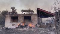 3 жертви на големия горски пожар в Анталия