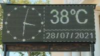 Шестима припаднаха от жега в Пловдив