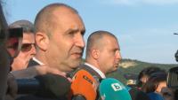 Радев: Новият кабинет да отговори на високите очаквания на българите