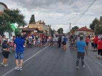 Нова блокада на пътя в село Братаница, където полицай прегази 8-годишно дете