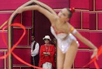 Руските гимнастички се подготвят изолирани във Владивосток