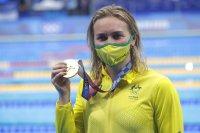 Ариарне Титмус триумфира на 200 метра свободен стил
