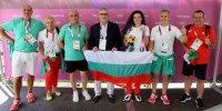 Министър Кузманов аплодира на живо големия успех на Антоанета Костадинова на Игрите в Токио