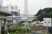 снимка 2 Експлозия в химически завод в Германия (Снимки)