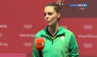 Полина Трифонова: Искам да отида на още една Олимпиада