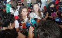 Боряна Калейн и Катрин Тасева очакват с нетърпение Игрите в Токио