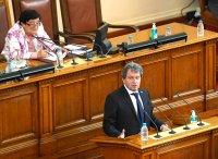 Тошко Йорданов пред НС: До 15 дни ще стане ясно дали ще има правителство или ще се ходи на нови избори