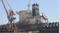 Филипинският кораб със заразените моряци напуска бургаското пристанище днес