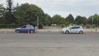 Шофьор блъсна две деца на пешеходна пътека в Бургас
