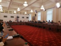Проведе се първото заседание на Комисията по ревизията
