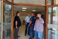 Общински съветници се сбиха в Шумен (ВИДЕО + СНИМКИ)